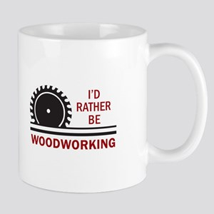 WOODWORKING Mugs