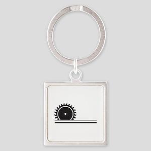 SAW BLADE Keychains