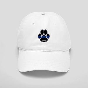 K-9 Unit Thin Blue Line Cap