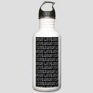 Love Hugs and Kisses X Stainless Water Bottle 1.0L