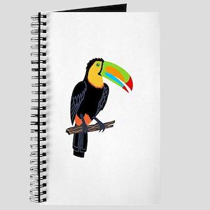 TOUCAN BIRD Journal