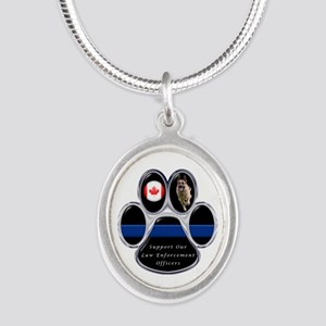 Support Our Law Enforcement Officers Necklaces