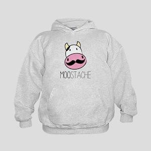 MOOstache Hoodie