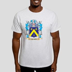 Munoz Coat of Arms - Fa T-Shirt