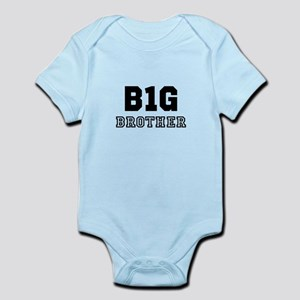 Big Brother or Sister Body Suit
