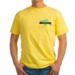 Yellow T-Shirt for a True Blue Alaska LIBERAL