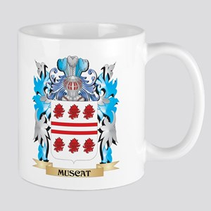 Muscat Coat of Arms - Family Crest Mugs