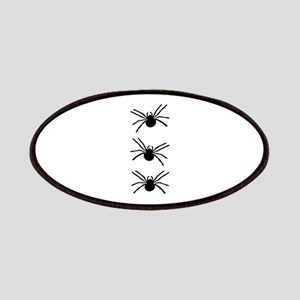 Spider Border Patches
