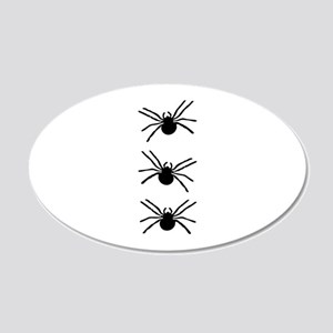 Spider Border Wall Decal