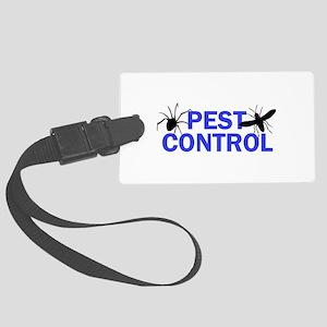 Pest Control Luggage Tag