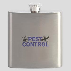 Pest Control Flask