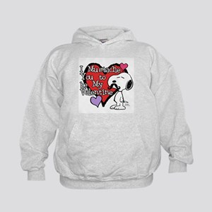 Snoopy - Mustache You Hoodie