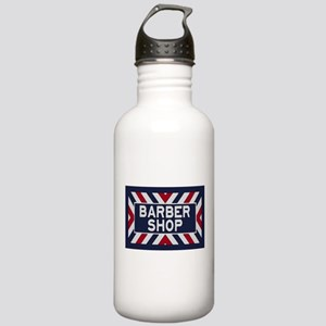 Old Time Barbershop Stainless Water Bottle 1.0L