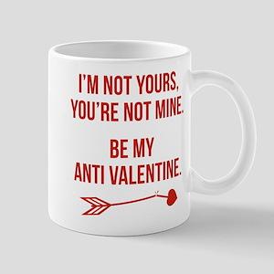 Be My Anti Valentine Mug