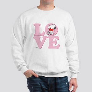 LOVE - Snoopy Sweatshirt