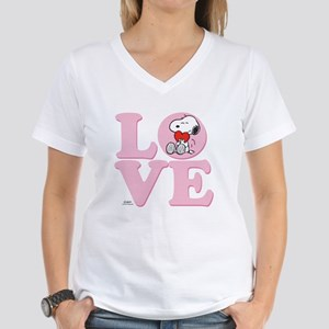 LOVE - Snoopy T-Shirt