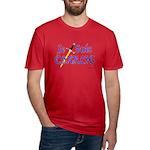 Je Suis Charlie Men's Fitted T-Shirt (dark)