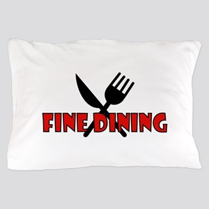Fine Dining Pillow Case