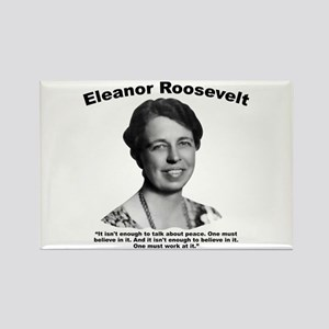 Eleanor: Peace Rectangle Magnet