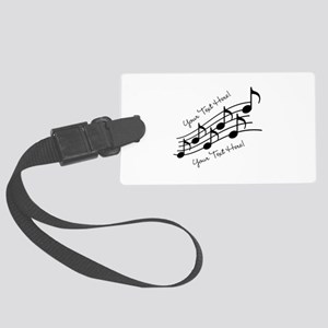 placeholder-13-5-square Luggage Tag