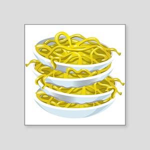 Bowls Of Noodles Sticker