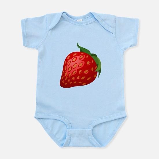 Strawberry Body Suit