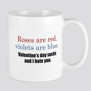 Roses Are Red Mug