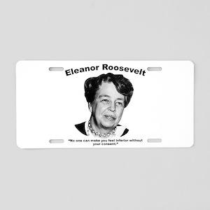 Eleanor: Inferior Aluminum License Plate