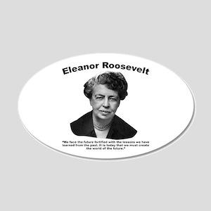 Eleanor: Future 20x12 Oval Wall Decal