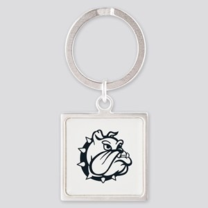 ONE COLOR BULLDOG Keychains