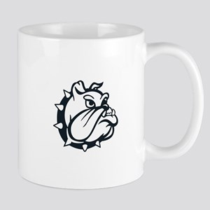 ONE COLOR BULLDOG Mugs