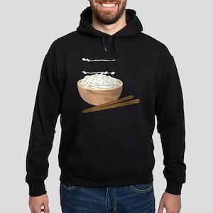 White Rice Hoodie