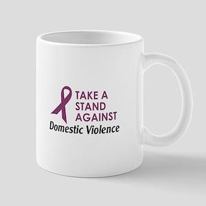 TAKE A STAND Mugs