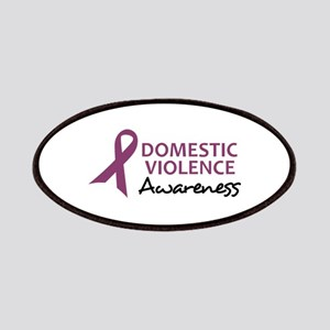 DOMESTIC VIOLENCE AWARENESS Patches