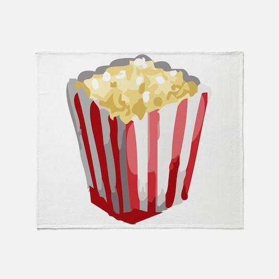 Popcorn Throw Blanket