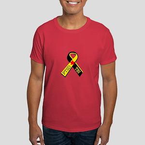 MILITARY PTSD AND TBI RIBBON T-Shirt