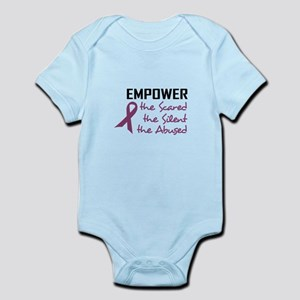 EMPOWER THE ABUSED Body Suit