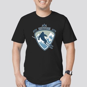 Keystone Men's Fitted T-Shirt (dark)