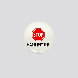 Hammertime Mini Button