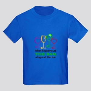 What Happens At The Bar Stays At The Bar T-Shirt