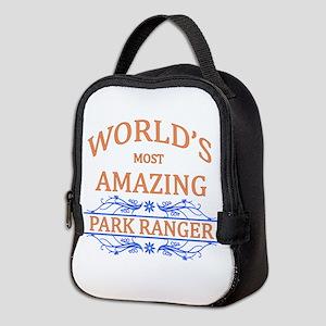 Park Ranger Neoprene Lunch Bag