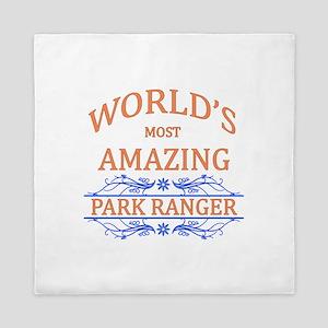 Park Ranger Queen Duvet