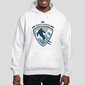 Monarch Mountain Hooded Sweatshirt