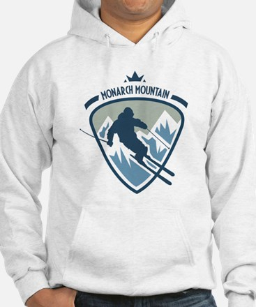 Monarch Mountain Hoodie