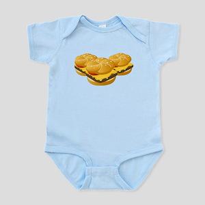 Cheeseburgers Body Suit