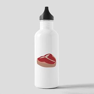 T Bone Steak Water Bottle