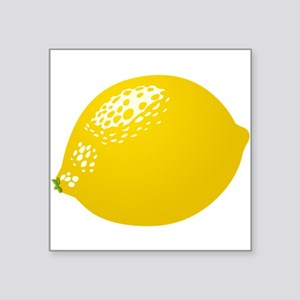 Lemon Sticker