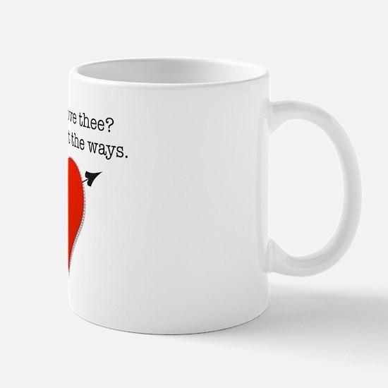 Cute Vdayforher Mug
