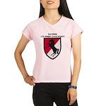 11TH ARMORED CAVALRY REGIM Performance Dry T-Shirt