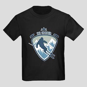Ski Cooper Kids Dark T-Shirt